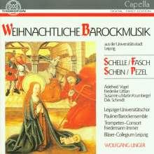 Weihnachtliche Barockmusik aus Leipzig, CD
