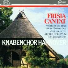 Knabenchor Hannover - Frisia cantat, CD