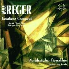 Max Reger (1873-1916): Geistliche Chorwerke, CD