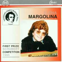 Elena Margolina,Klavier, CD