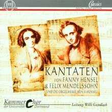 Fanny Mendelssohn-Hensel (1805-1847): Kantaten, CD