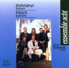 Zdenek Fibich (1850-1900): Klavierquintett op.42, CD