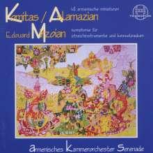 Edvard Mik'aeli Mirzojan (1921-2012): Symphonie f.Pauke & Streicher, CD