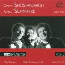 Alfred Schnittke (1934-1998): Klaviertrio, CD