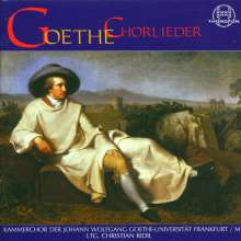 Kammerchor der Goethe-Universität Frankfurt/Main, CD