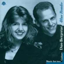 Gitarren-Duo Bergerac - Blue Rondo, CD