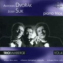 Josef Suk (1874-1935): Klaviertrio op.2, CD