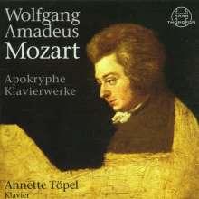 Wolfgang Amadeus Mozart (1756-1791): Klavierstücke, CD