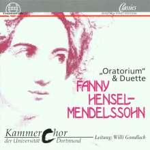 Fanny Mendelssohn-Hensel (1805-1847): Oratorium nach Bildern der Bibel, CD