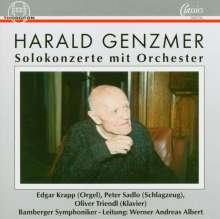 Harald Genzmer (1909-2007): Klavierkonzert (1948), CD