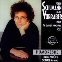 Robert Schumann (1810-1856): Das komplette Klavierwerk Vol.2, CD