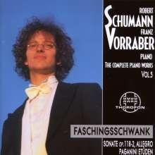 Robert Schumann (1810-1856): Das komplette Klavierwerk Vol.5, CD