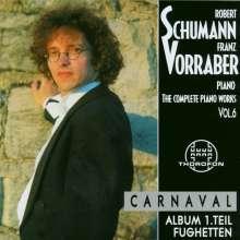 Robert Schumann (1810-1856): Das komplette Klavierwerk Vol.6, CD