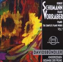Robert Schumann (1810-1856): Das komplette Klavierwerk Vol.7, CD