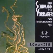 Robert Schumann (1810-1856): Das komplette Klavierwerk Vol.8, CD