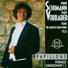 Robert Schumann (1810-1856): Das komplette Klavierwerk Vol.9, CD