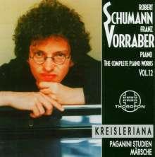 Robert Schumann (1810-1856): Das komplette Klavierwerk Vol.12, CD