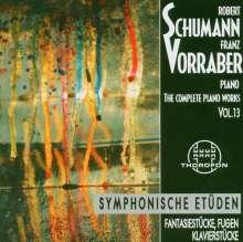 Robert Schumann (1810-1856): Das komplette Klavierwerk Vol.13, CD