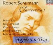 Hyperion-Trio, 4 CDs