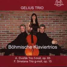 Gelius Trio - Böhmische Klaviertrios, CD