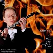 Sebastian Theile - Mit Feuer & Leidenschaft, CD