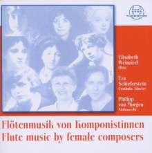 Elisabeth Weinzierl - Flötenmusik von Komponistinnen, CD