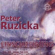 Peter Ruzicka (geb. 1948): Orchesterwerke, CD