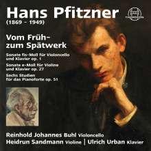 Hans Pfitzner (1869-1949): Vom Früh- zum Spätwerk, CD