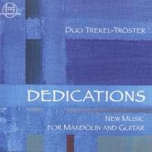 Duo Trekel-Tröster - Dedications, CD