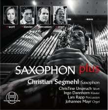 Christian Segmehl - Saxophon plus, CD