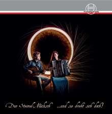 Duo Steimel-Mücksch - ... und sie dreht sich doch!, CD