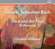 Johann Sebastian Bach (1685-1750): Die Kunst der Fuge BWV 1080 (Erstfassung), 2 CDs