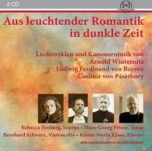 Rebecca Broberg & Hans-Georg Priese - Aus leuchtender Romantik in dunkle Zeit, 2 CDs