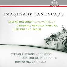 Stefan Hussong - Imaginary Landscape, CD