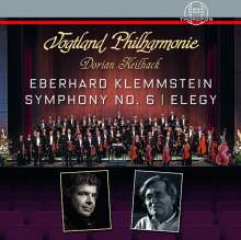 Eberhard Klemmstein (geb. 1941): Symphonie Nr.6, CD