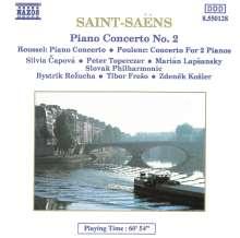 Albert Roussel (1869-1937): Klavierkonzert op.36, CD