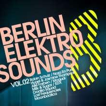 Berlin Elektro Sounds Vol.2, 2 CDs