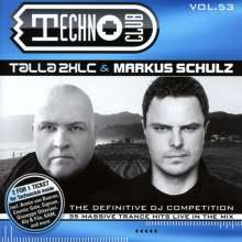 Techno Club Vol.53, 2 CDs