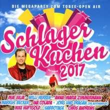 Schlagerkuchen 2017, 2 CDs
