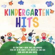 Kindergarten Hits 2019, 2 CDs