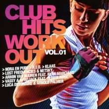 Club Hits Workout Vol.1, 2 CDs
