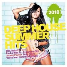 Deep House Summer Hits 2018, 2 CDs