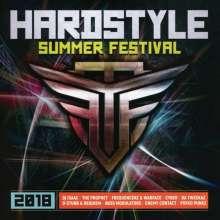 Hardstyle Summer Festival 2018, 2 CDs