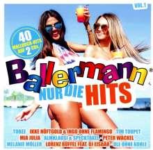 Ballermann: Nur die Hits Vol.1, 2 CDs