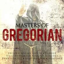 Masters Of Gregorian Vol.1, 2 CDs