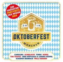 Oktoberfest München: Größte Wiesn Partyhits 2019, 2 CDs
