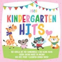 Kindergarten Hits 2020, 2 CDs