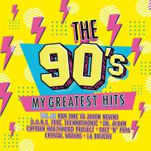 The 90s: My Greatest Hits Vol.2, 2 CDs