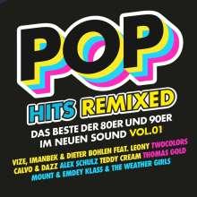 Pop Hits Remixed Vol.1, 2 CDs