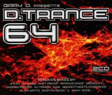 Gary D. Presents D. Trance 64, 3 CDs